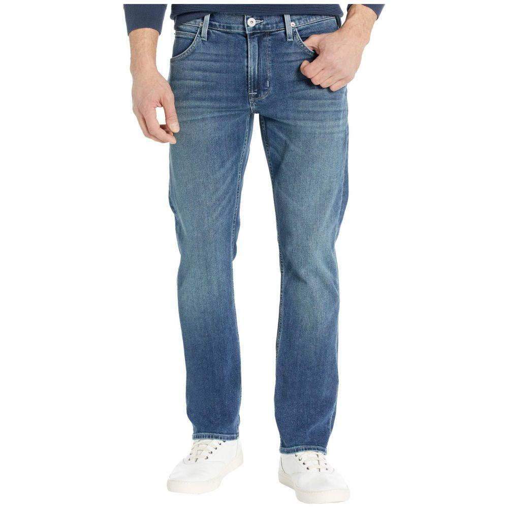 ハドソンジーンズ Hudson Jeans メンズ ジーンズ・デニム ボトムス・パンツ【Byron Five-Pocket Straight Zip Fly in Neptune】Neptune