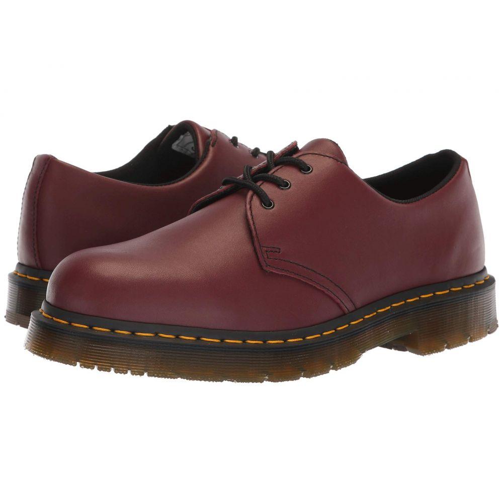 ドクターマーチン Dr. Martens Work レディース シューズ・靴 【1461 SR】Cherry Red
