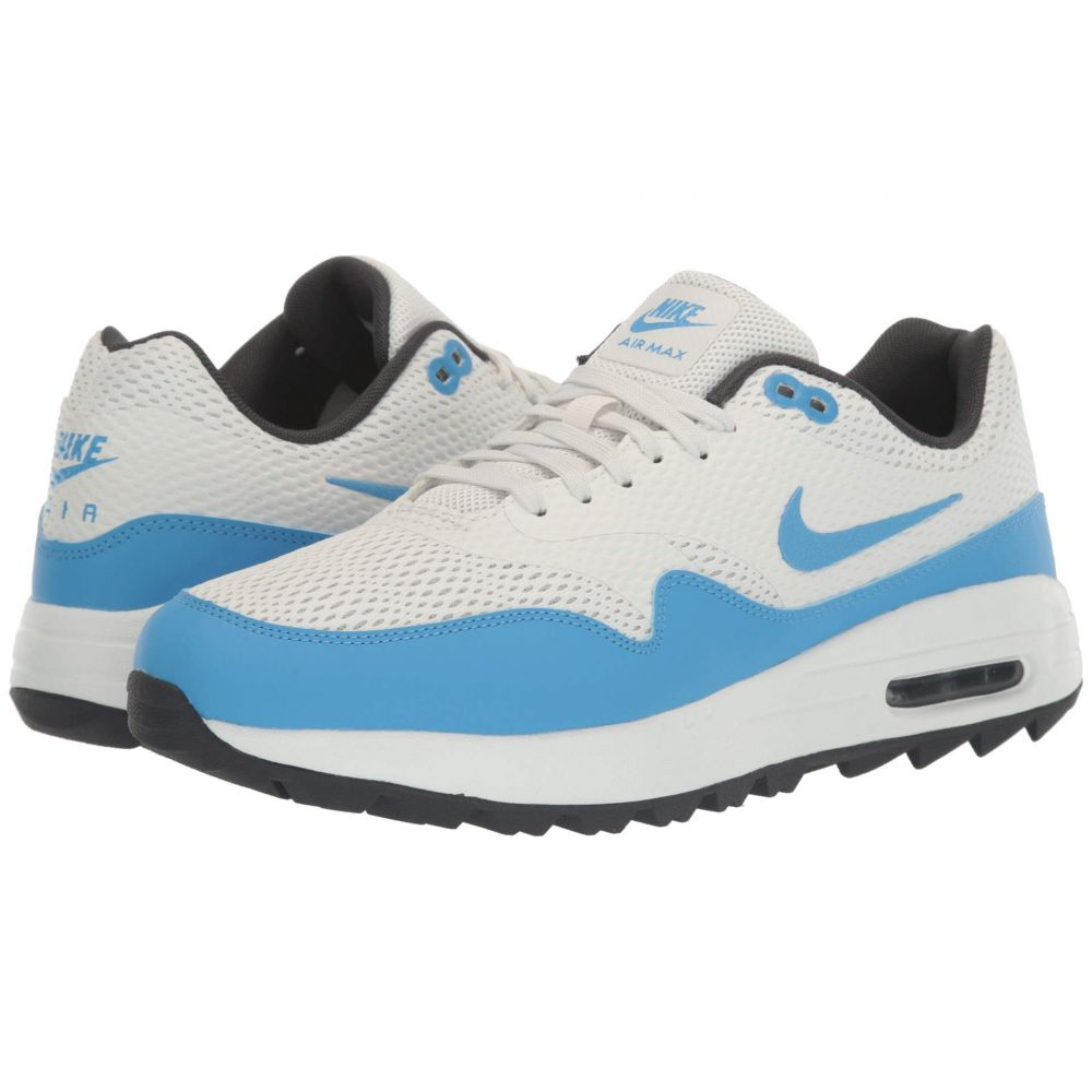 ナイキ Nike Golf メンズ シューズ・靴 【Air Max 1G】Summit White/University Blue/Anthracite