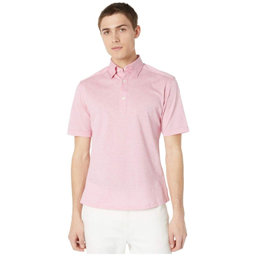 イートン Eton メンズ ポロシャツ トップス【Classic Polo】Pink