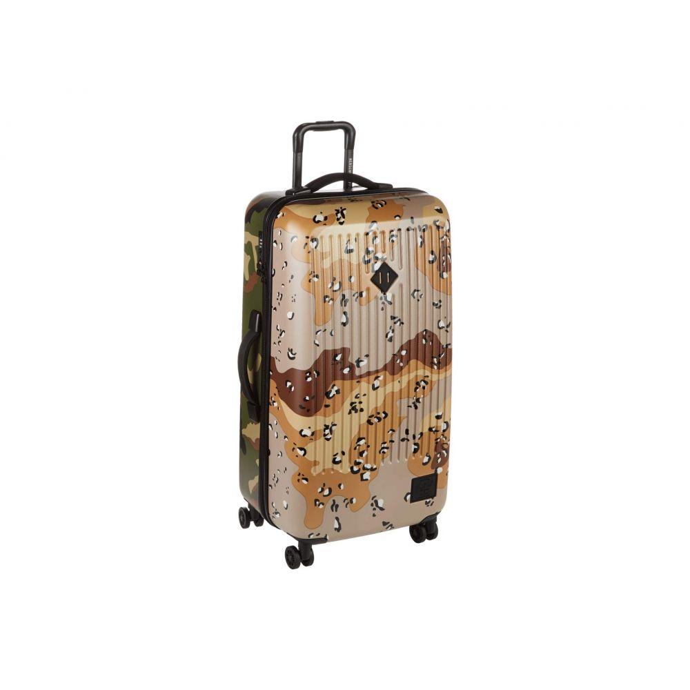 ハーシェル サプライ Herschel Supply Co. レディース スーツケース・キャリーバッグ バッグ【Trade Large】Desert Camo/Woodland Camo
