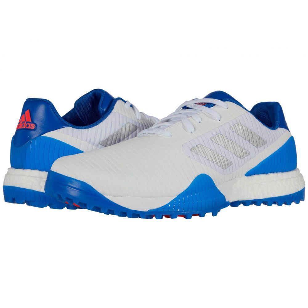 アディダス adidas Golf メンズ シューズ・靴 【Codechaos Sport】Footwear White/Glory Blue/Red