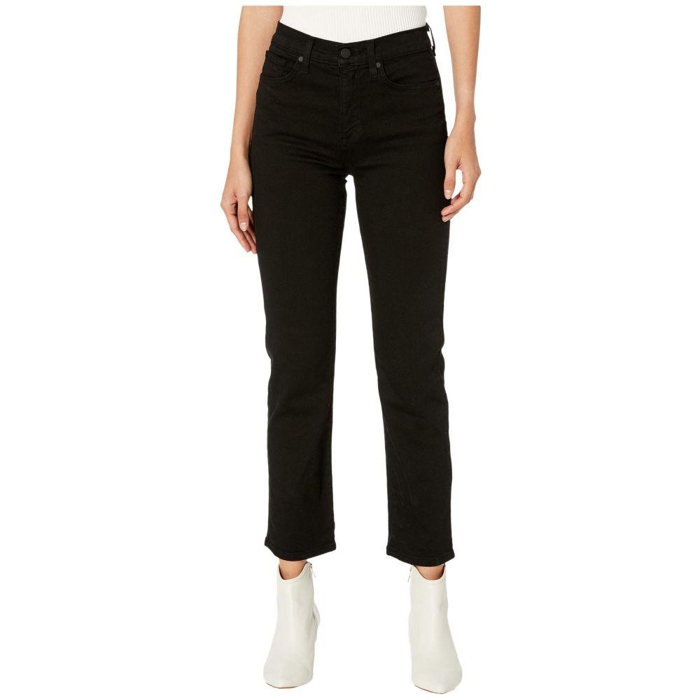 ボールドウィン BLDWN レディース ジーンズ・デニム ボトムス・パンツ【Vintage Straight Jeans】Black