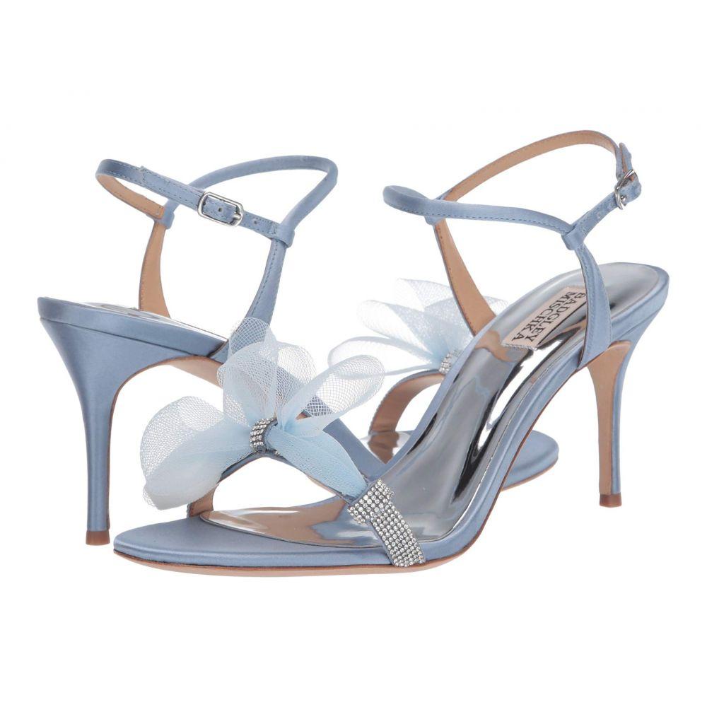 バッジェリー ミシュカ Badgley Mischka レディース サンダル・ミュール シューズ・靴【Janie】Azure Blue