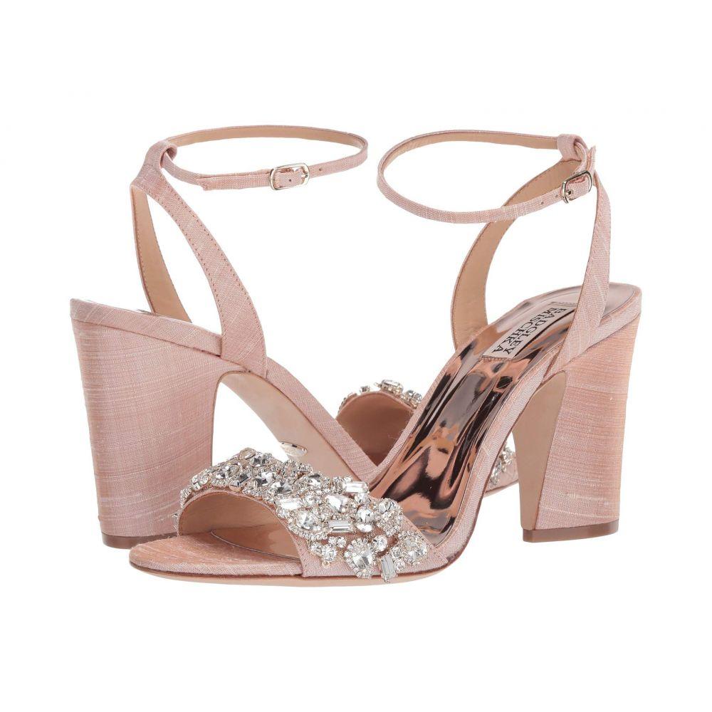 バッジェリー ミシュカ Badgley Mischka レディース サンダル・ミュール シューズ・靴【Jill】Seashell
