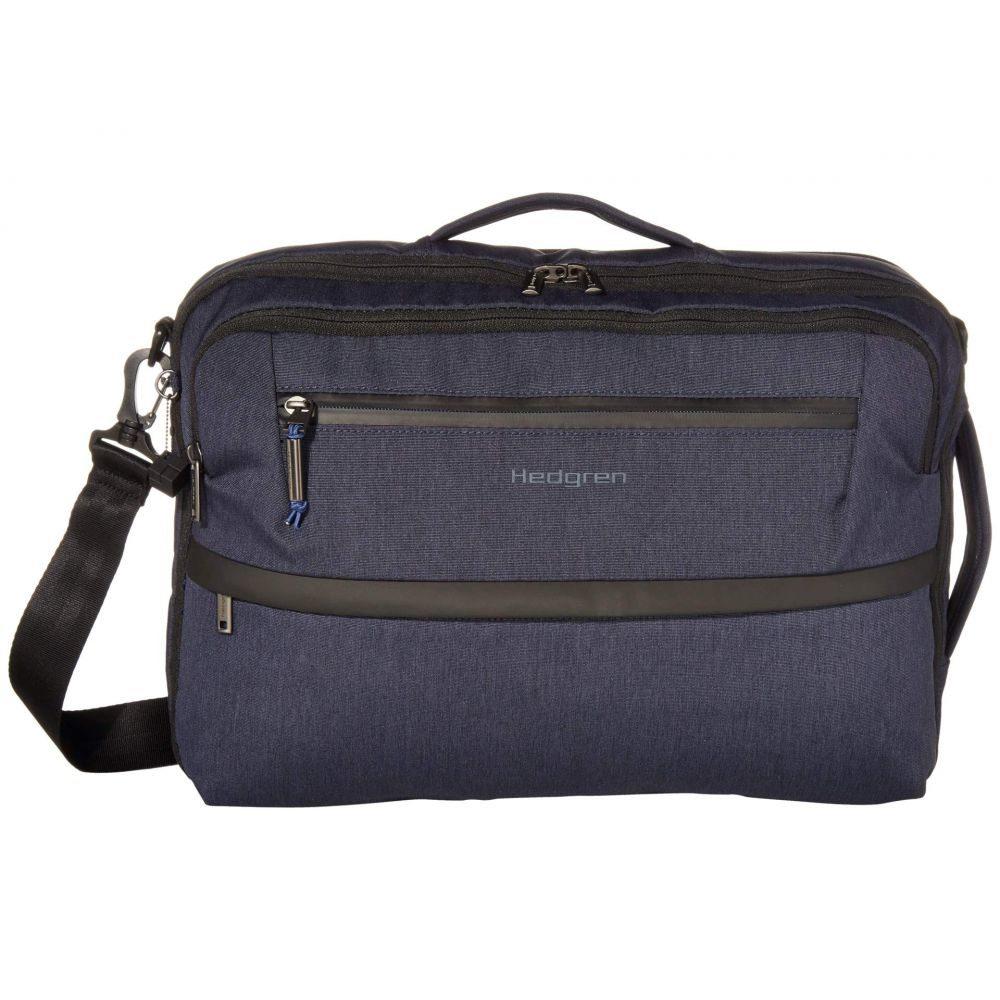 ヘデグレン Hedgren メンズ ビジネスバッグ・ブリーフケース バッグ【15.6' Focused Three-Way RFID Briefcase】Dark Blue