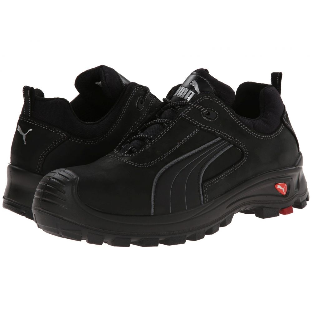 プーマ PUMA Safety メンズ シューズ・靴 【Cascades Low EH】Black