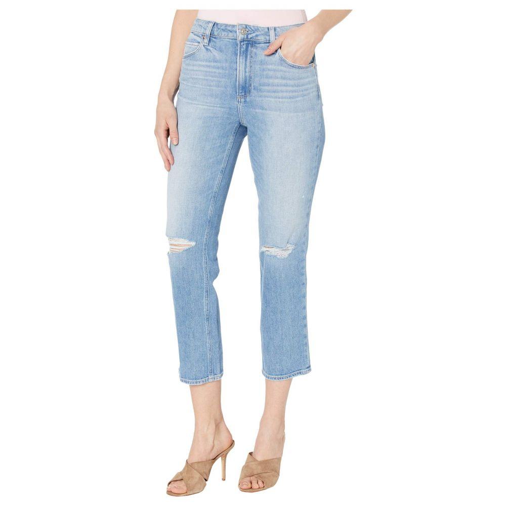 ペイジ Paige レディース ジーンズ・デニム ボトムス・パンツ【Sarah Straight Ankle Jeans in Solera Destructed】Solera Destructed
