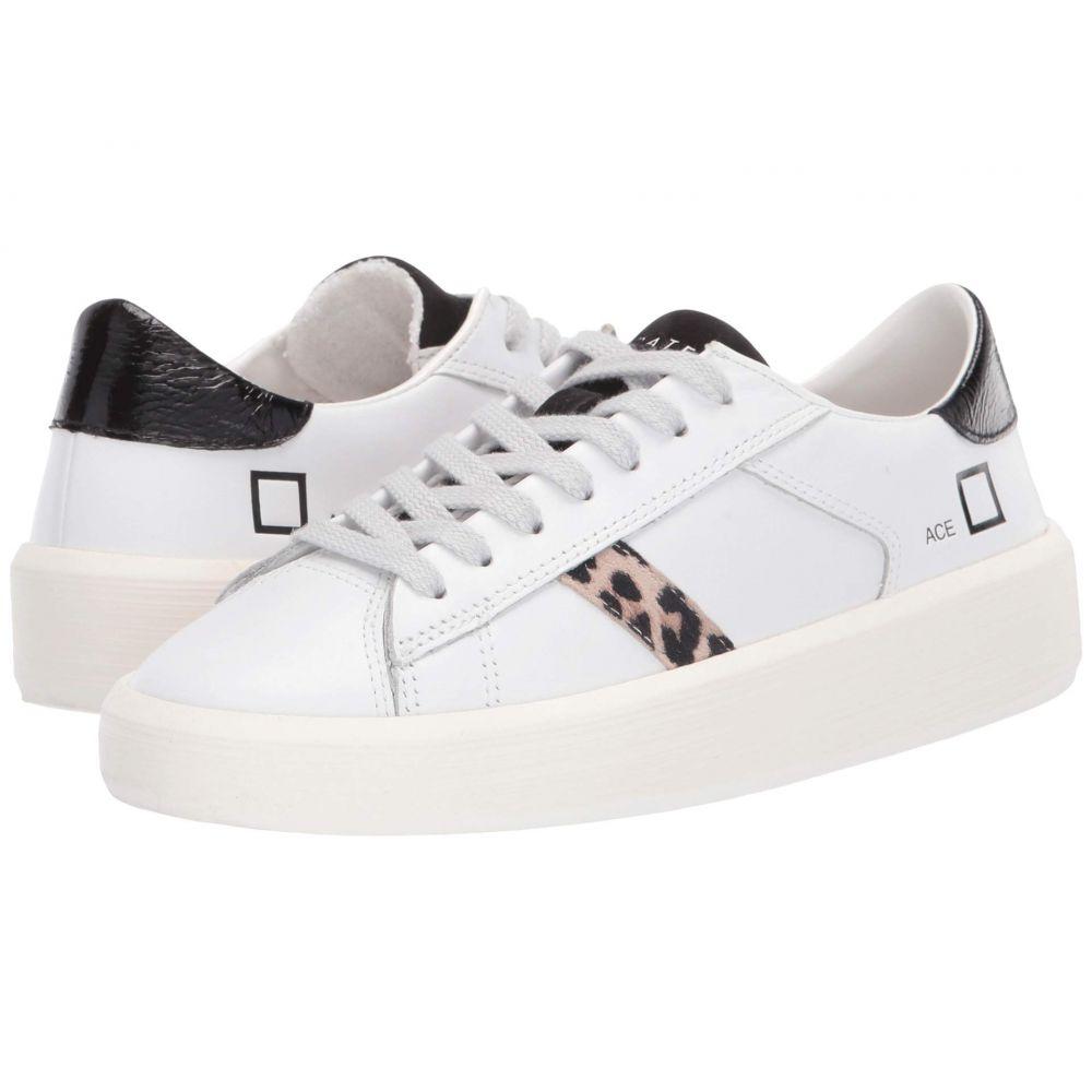 デイト D.A.T.E. レディース スニーカー シューズ・靴【Ace】White/Black