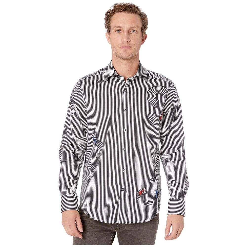 ロバートグラハム Robert Graham メンズ シャツ トップス【Chicane Sport Shirt】Black