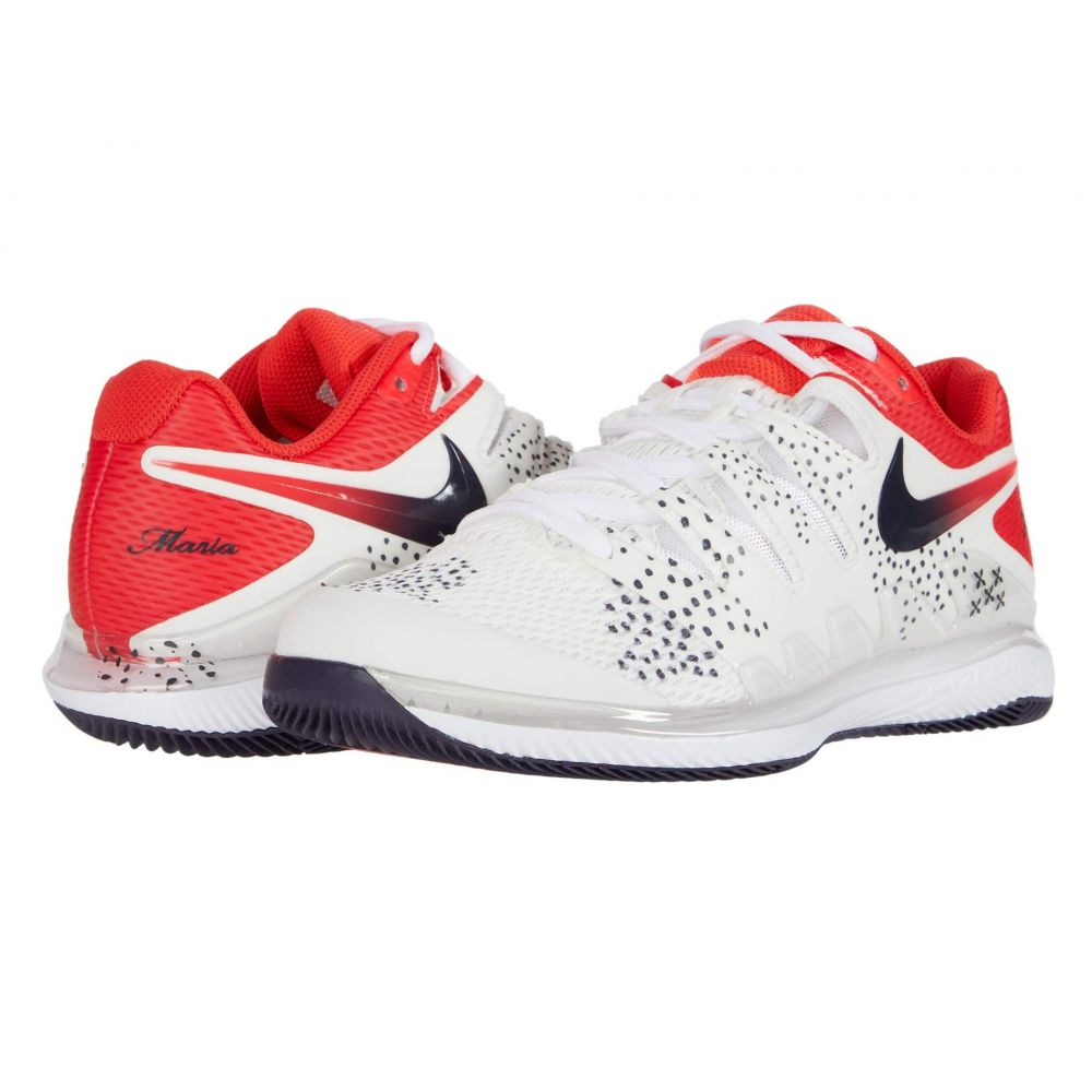ナイキ Nike レディース シューズ・靴 エアズーム【Air Zoom Vapor X】Summit White/Laser Crimson/Gridiron