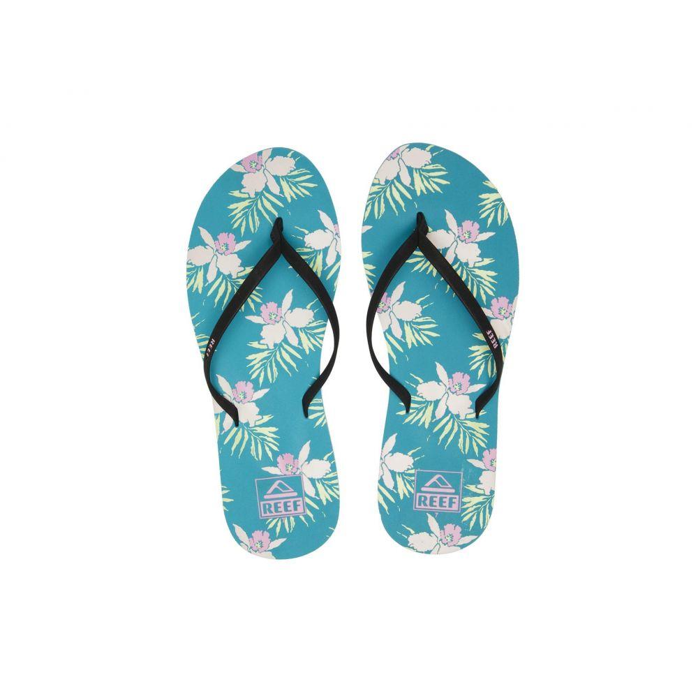 リーフ Reef レディース ビーチサンダル シューズ・靴【Bliss-Full】Hibiscus