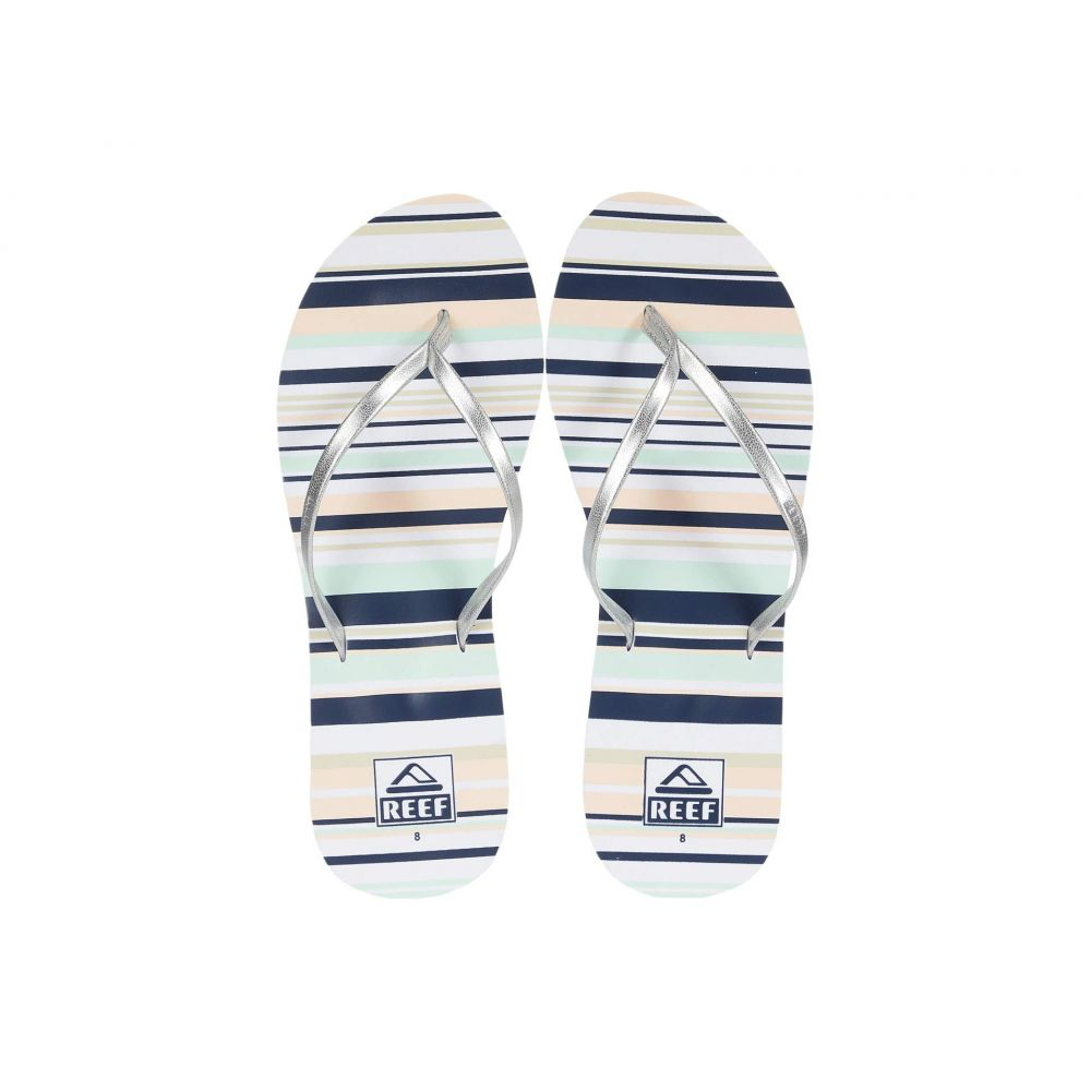 リーフ Reef レディース ビーチサンダル シューズ・靴【Bliss-Full】Prep Stripe
