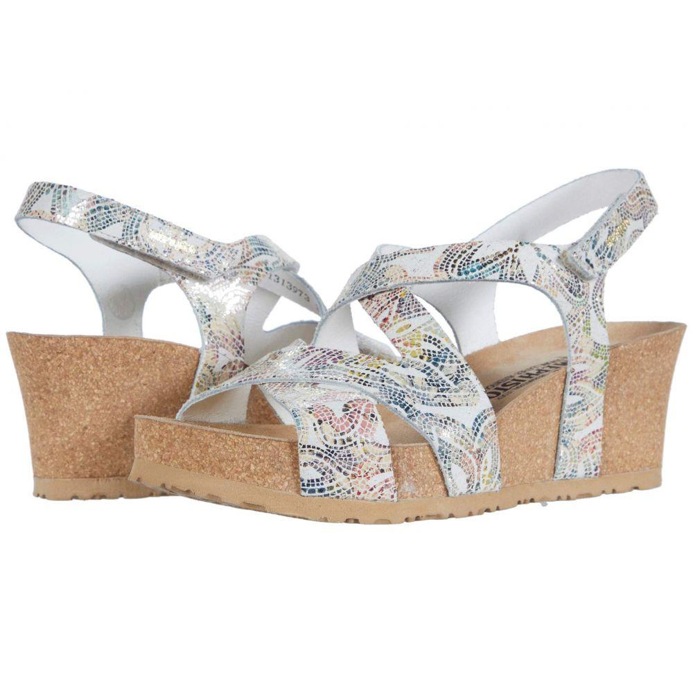 メフィスト Mephisto レディース サンダル・ミュール シューズ・靴【Lyla】Multicolored Pompei