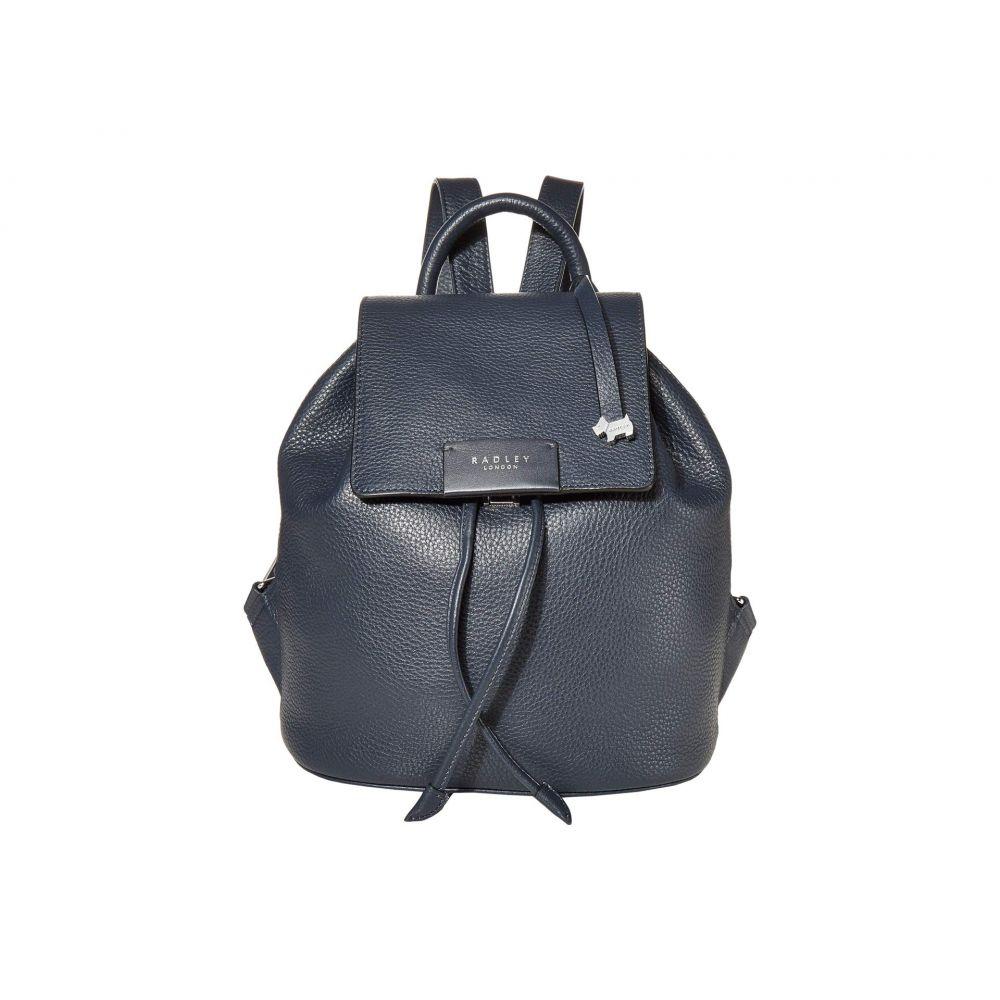 ラドリー ロンドン Radley London レディース バックパック・リュック バッグ【Ada Street - Small Flapover Backpack】Ink