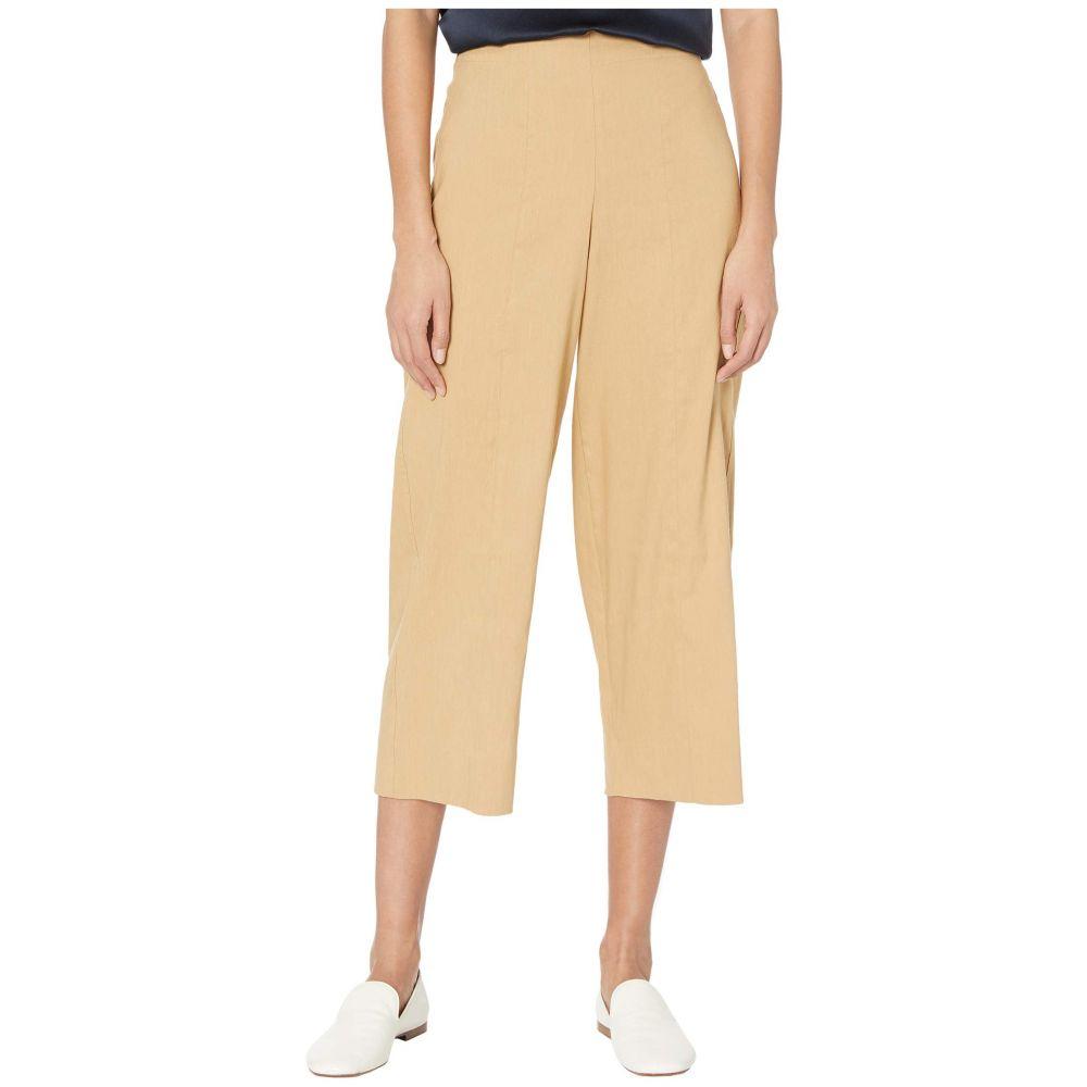 ヴィンス Vince レディース クロップド ワイドパンツ ボトムス・パンツ【Crop Wide Pants】Sun Khaki
