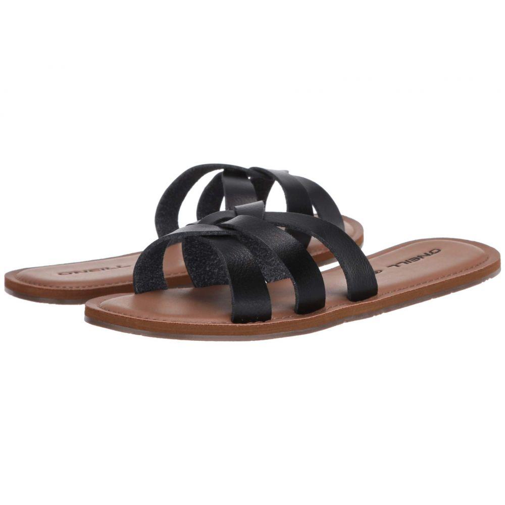 オニール O'Neill レディース サンダル・ミュール シューズ・靴【Dawson】Black
