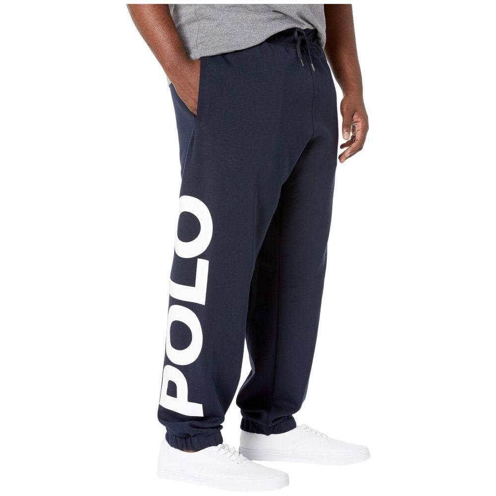 ラルフ ローレン Polo Ralph Lauren Big & Tall メンズ ジョガーパンツ ボトムス・パンツ【Double Knit Tech Jogger Pants.】Aviator Navy Multi