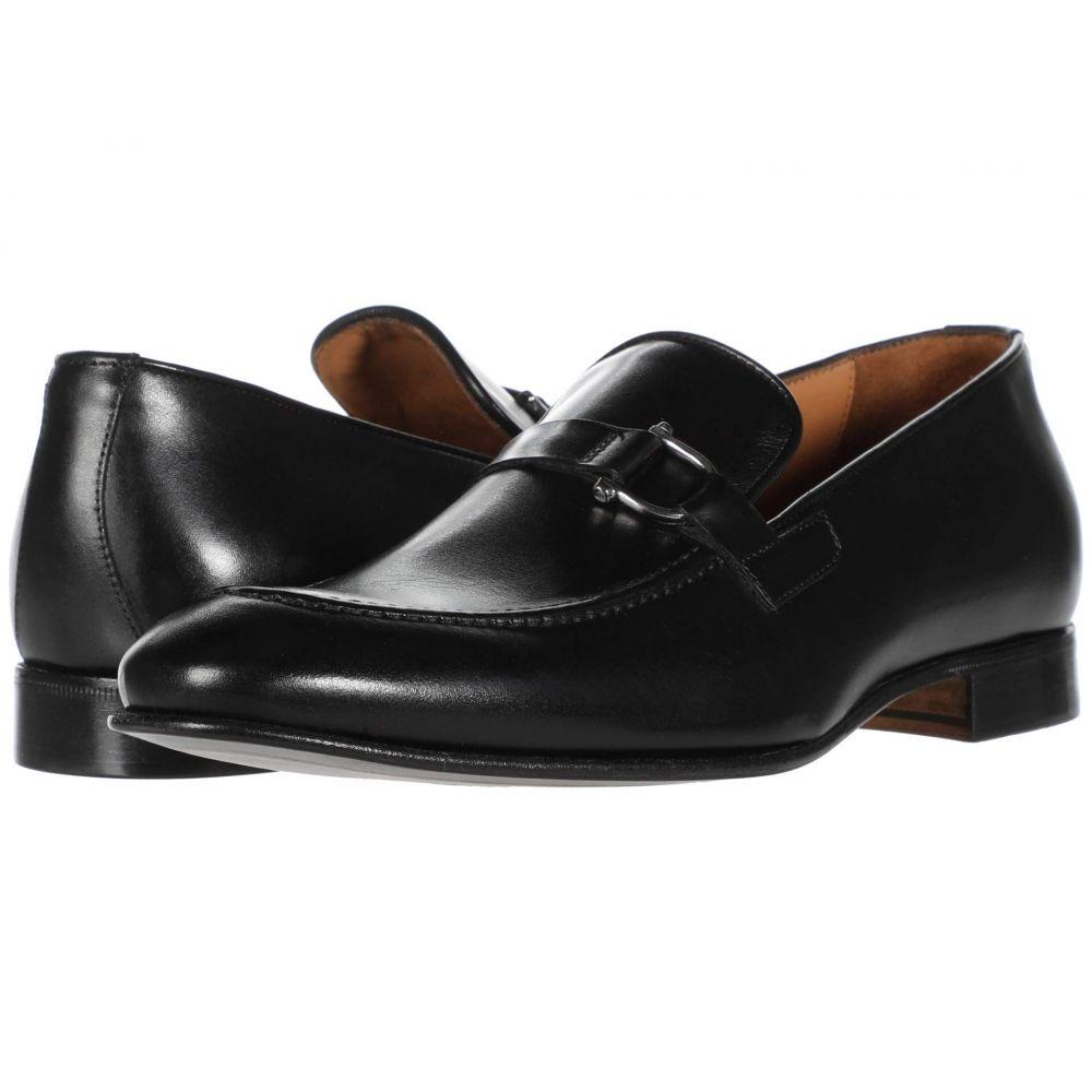 マッテオ マッシモ Massimo Matteo メンズ 革靴・ビジネスシューズ シューズ・靴【Buckle Slip-On】Black