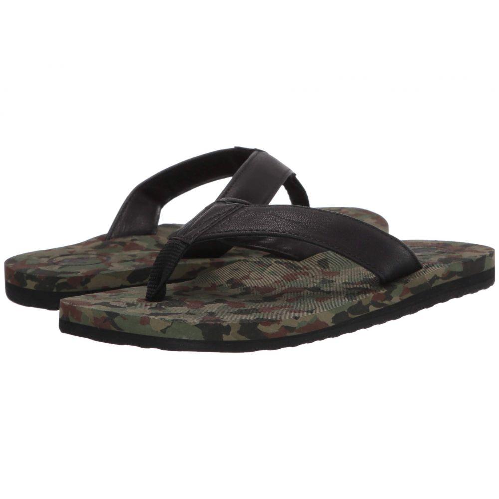 ボルコム Volcom メンズ ビーチサンダル シューズ・靴【Fathom EVA】Camouflage