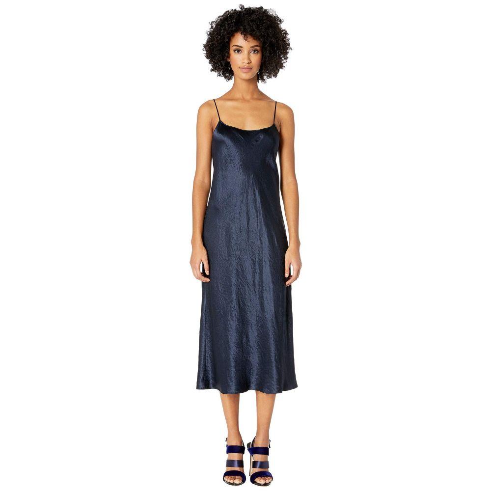 ヴィンス Vince レディース ワンピース スリップドレス ワンピース・ドレス【Slip Dress】Coastal Blue