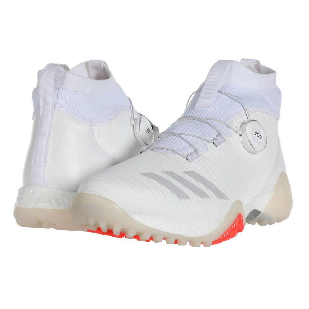 アディダス adidas Golf メンズ シューズ・靴 【Codechaos BOA】Footwear White/Orbit Grey/Crystal White