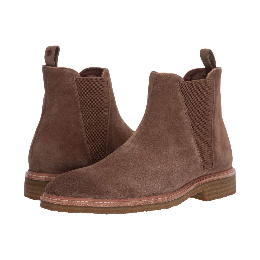 ジョン バルベイトス John Varvatos メンズ ブーツ シューズ・靴【Leroy Crepe Chelsea】Brownstone