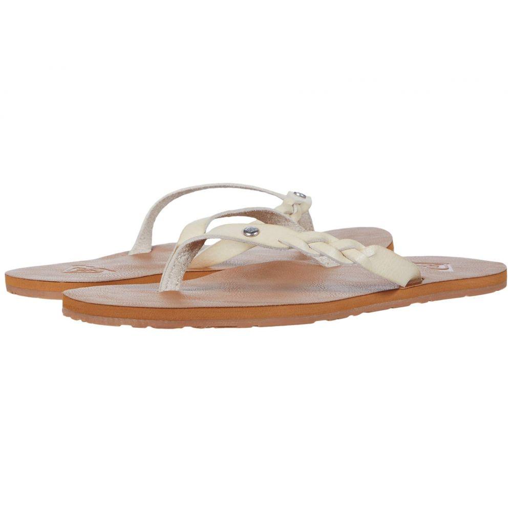 ロキシー Roxy レディース ビーチサンダル シューズ・靴【Liza II】Ochre