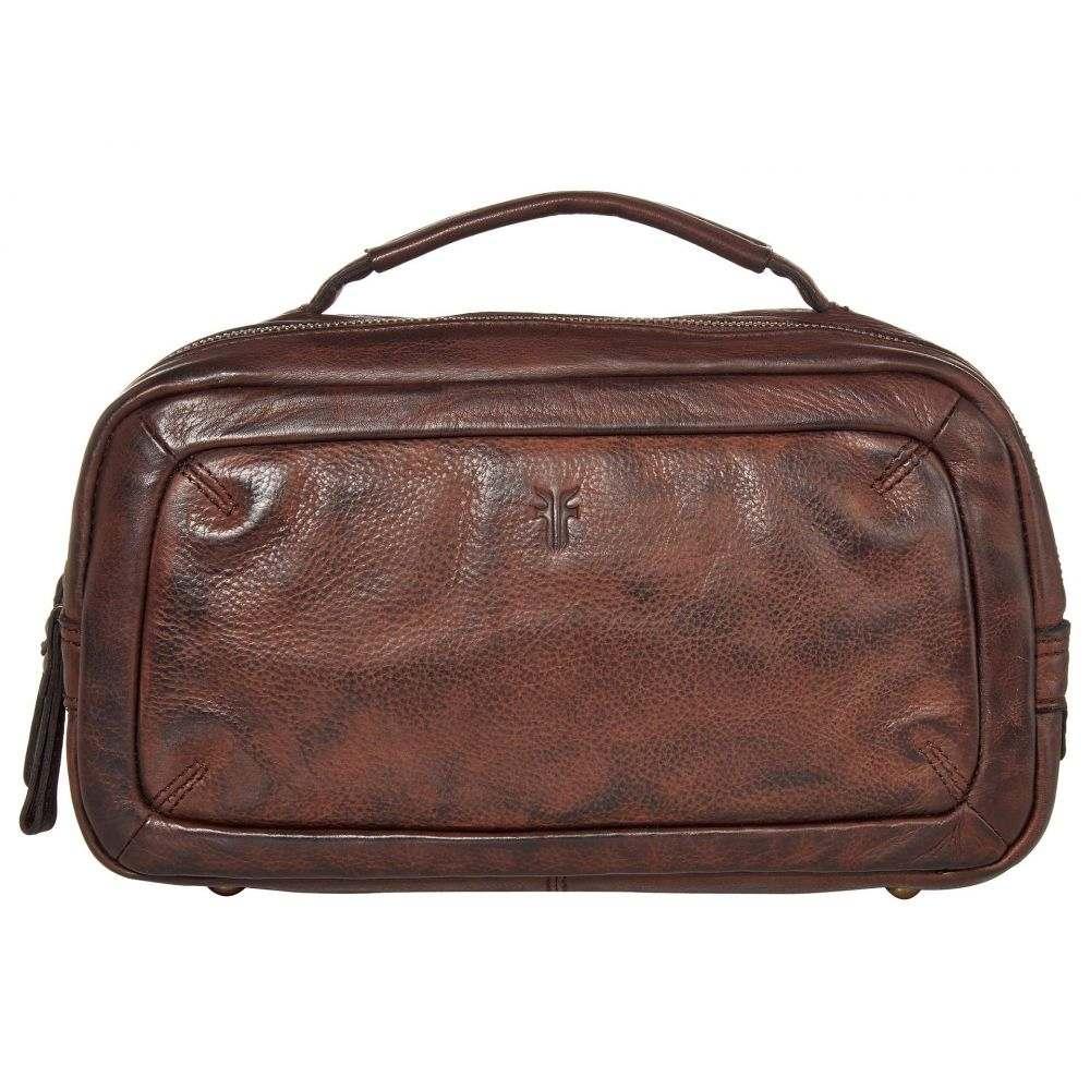 フライ Frye メンズ ポーチ 【Murray Travel Case】Dark Brown