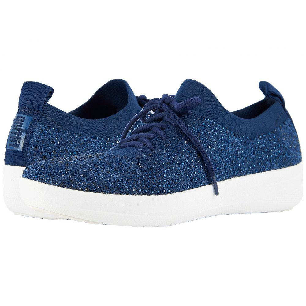 フィットフロップ FitFlop レディース スニーカー シューズ・靴【F-Sporty Uberknit Sneakers】Midnight Navy