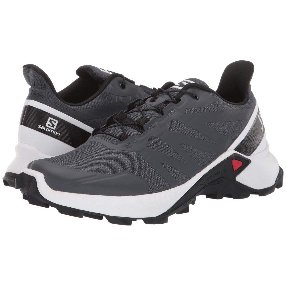 サロモン Salomon レディース ランニング・ウォーキング シューズ・靴【Supercross】India Ink/White/Black