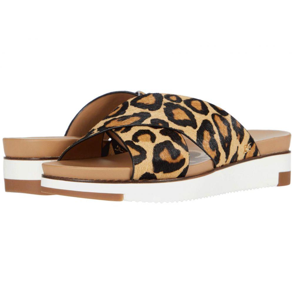 サム エデルマン Sam Edelman レディース サンダル・ミュール シューズ・靴【Audrea】New Nude Leopard Special Leopard Brahma Hair