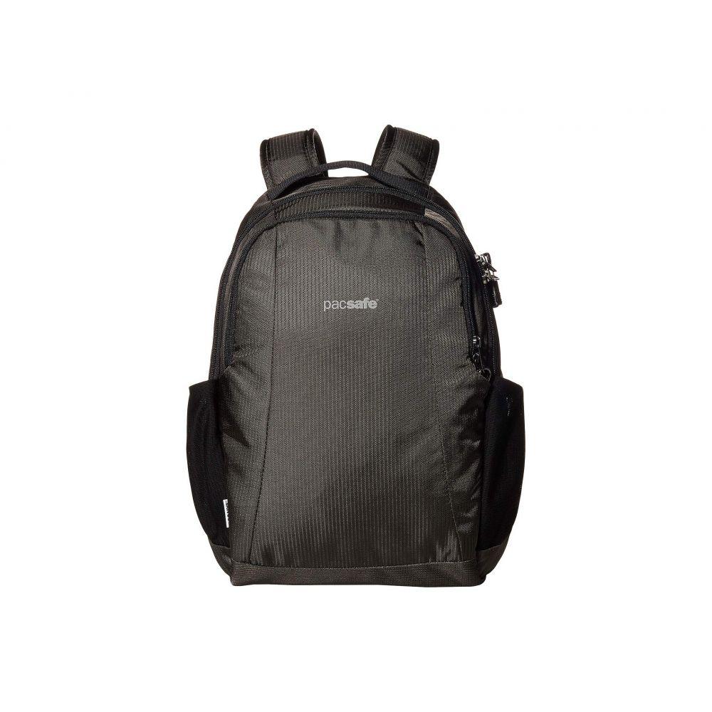パックセーフ Pacsafe レディース バックパック・リュック バッグ【Metrosafe LS350 Econyl Anti-Theft Backpack】Econyl Bedrock