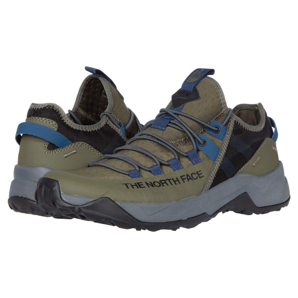 ザ ノースフェイス The North Face メンズ ランニング・ウォーキング シューズ・靴【Trail Escape Edge】New Taupe Green/Asphalt Grey