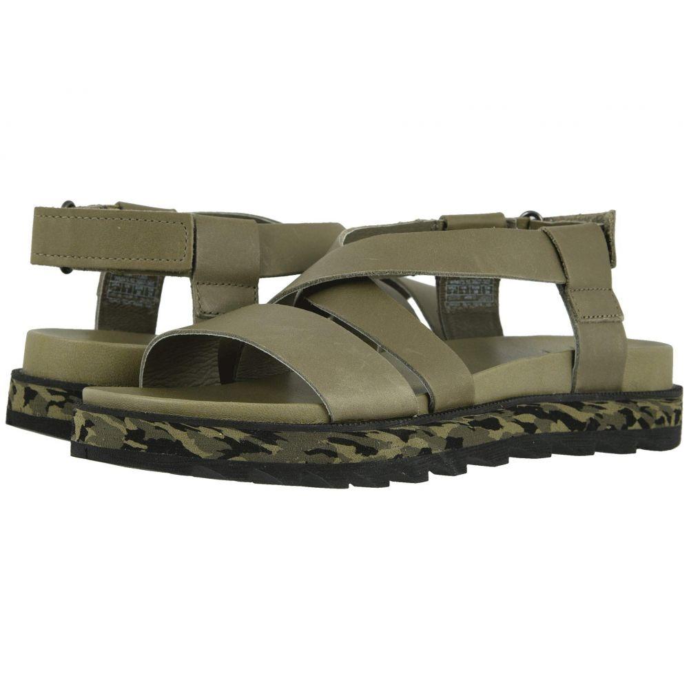 ソレル SOREL レディース サンダル・ミュール シューズ・靴【Roaming(TM) Crisscross Sandal】Sage