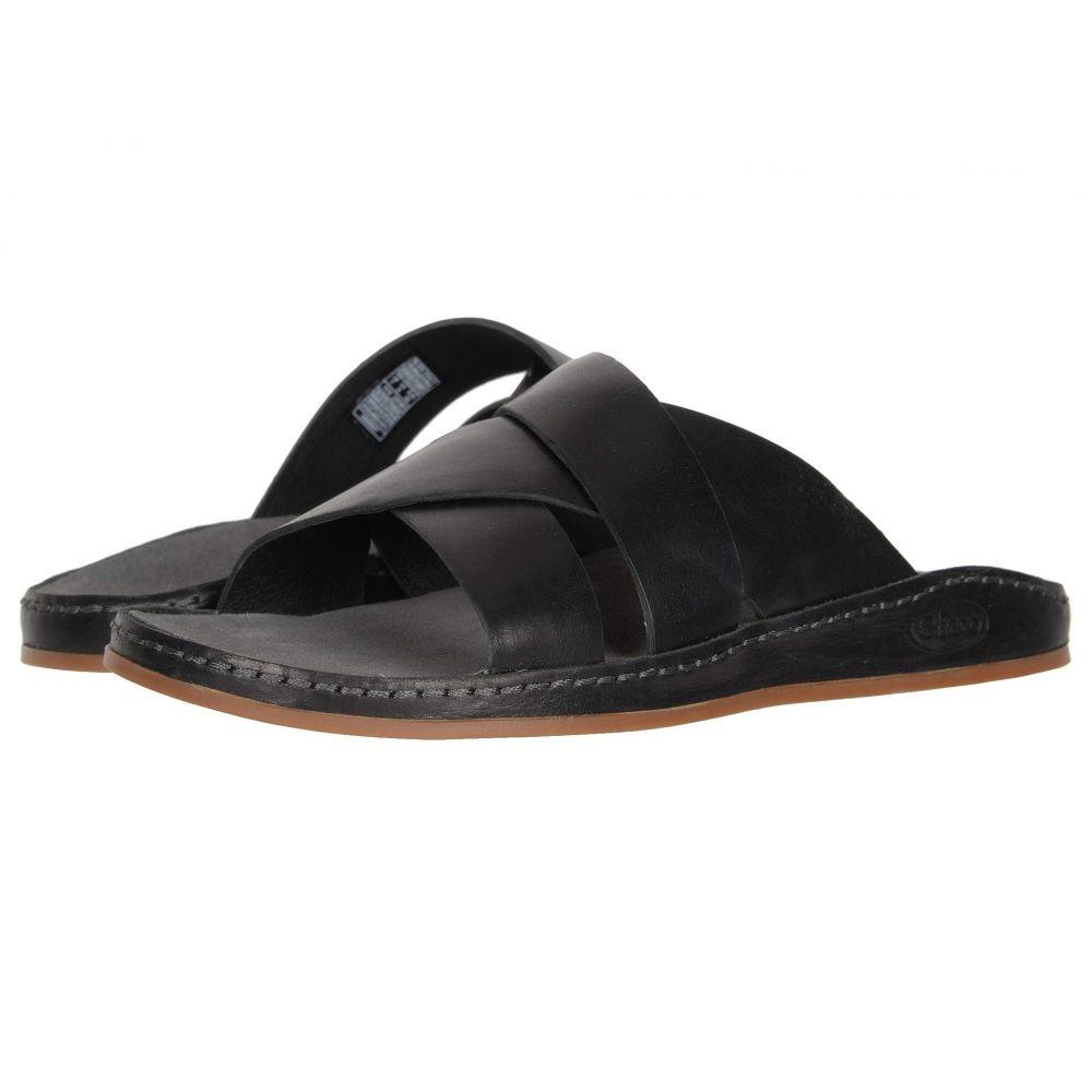 チャコ Chaco レディース サンダル・ミュール シューズ・靴【Wayfarer Slide】Black