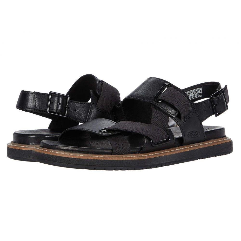 キーン Keen レディース サンダル・ミュール シューズ・靴【Lana Z-Strap Sandal】Black/Black