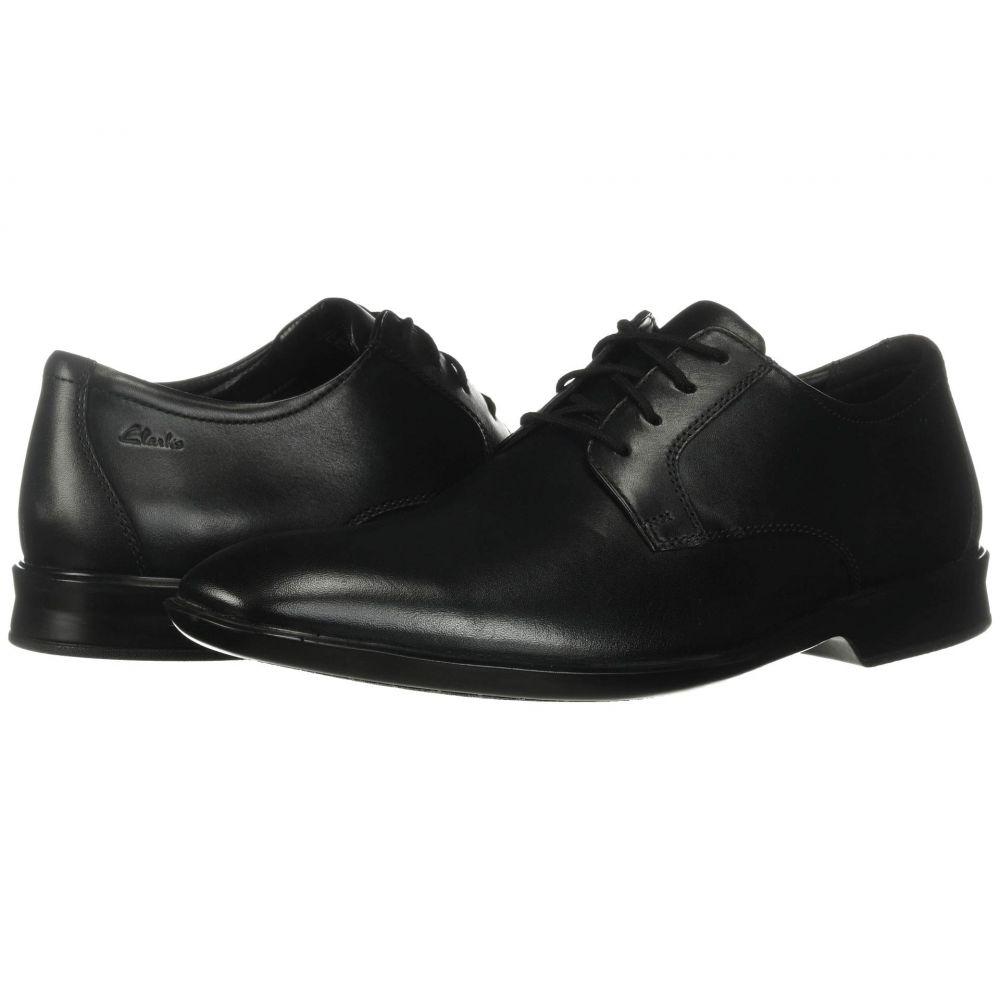 クラークス Clarks メンズ 革靴・ビジネスシューズ シューズ・靴【Bensley Lace】Black Leather