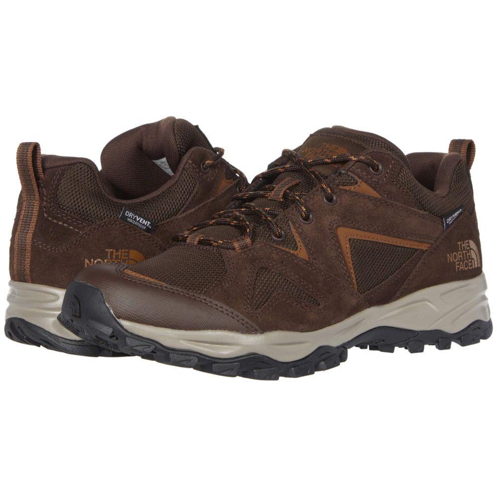 ザ ノースフェイス The North Face メンズ ハイキング・登山 シューズ・靴【Trail Edge Waterproof】Chocolate Brown/Monks Robe Brown