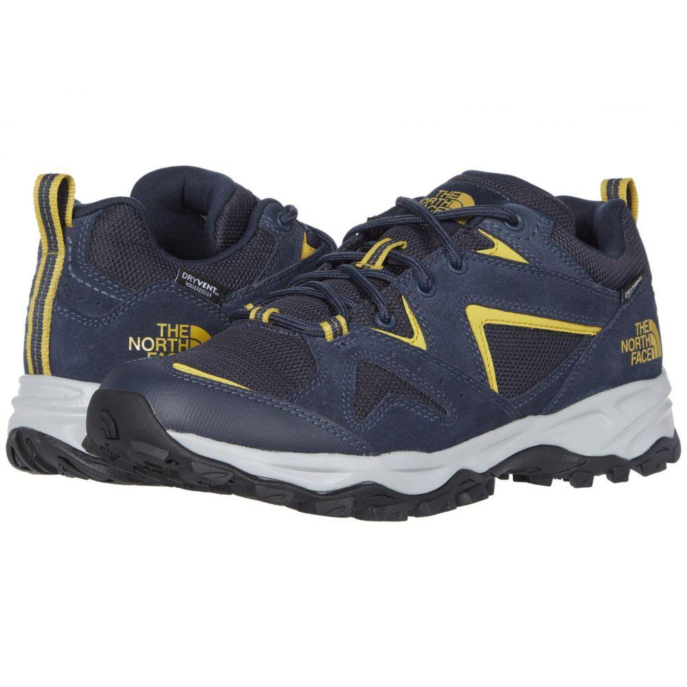 ザ ノースフェイス The North Face メンズ ハイキング・登山 シューズ・靴【Trail Edge Waterproof】Urban Navy/Bamboo Yellow
