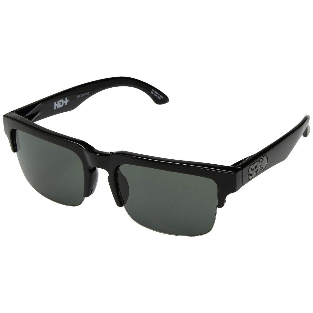スパイ Spy Optic レディース メガネ・サングラス 【Helm 50/50】Black/HD Plus Gray Green
