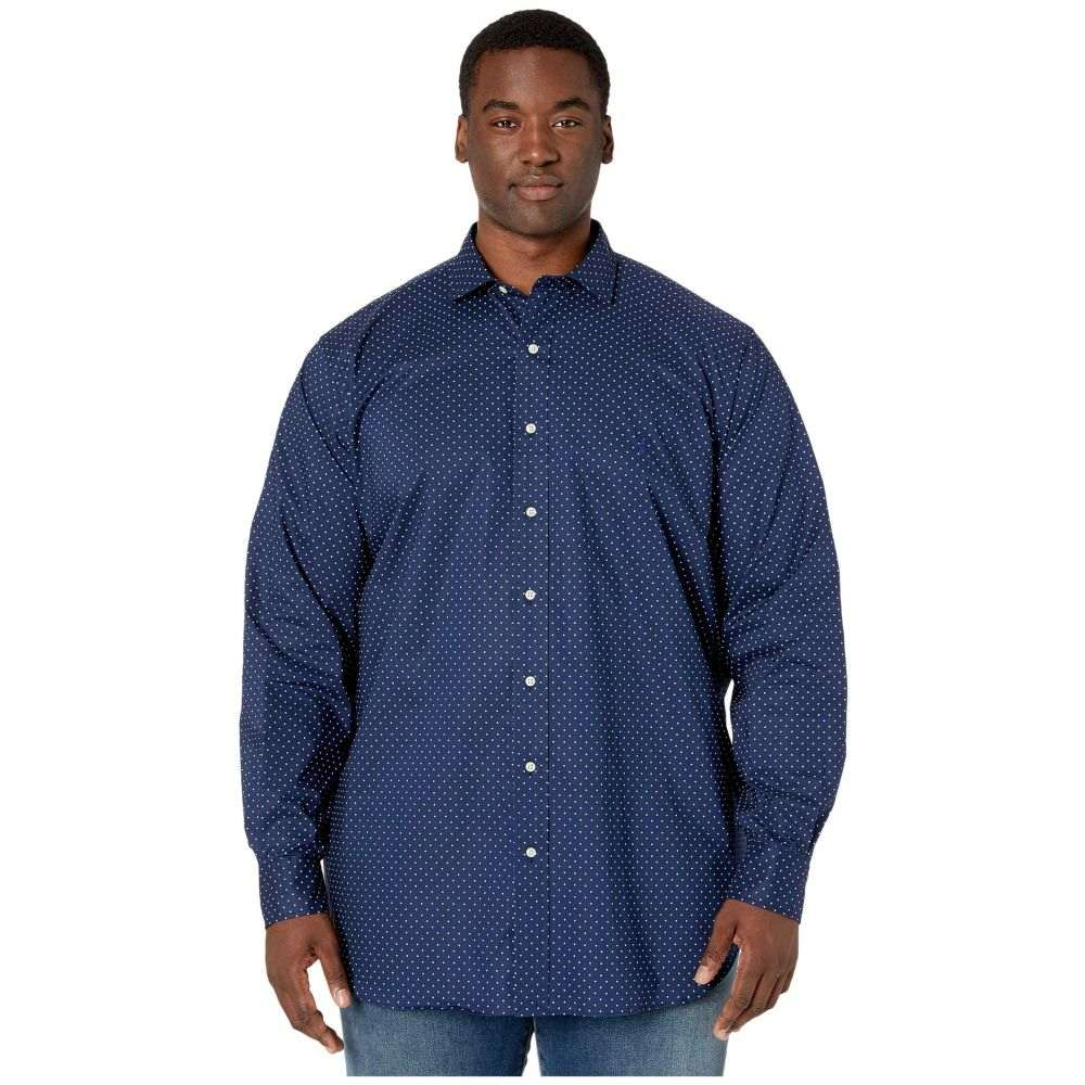 ラルフ ローレン Polo Ralph Lauren Big & Tall メンズ シャツ 大きいサイズ トップス【Big & Tall Classic Fit Poplin Shirt】Executive Dot