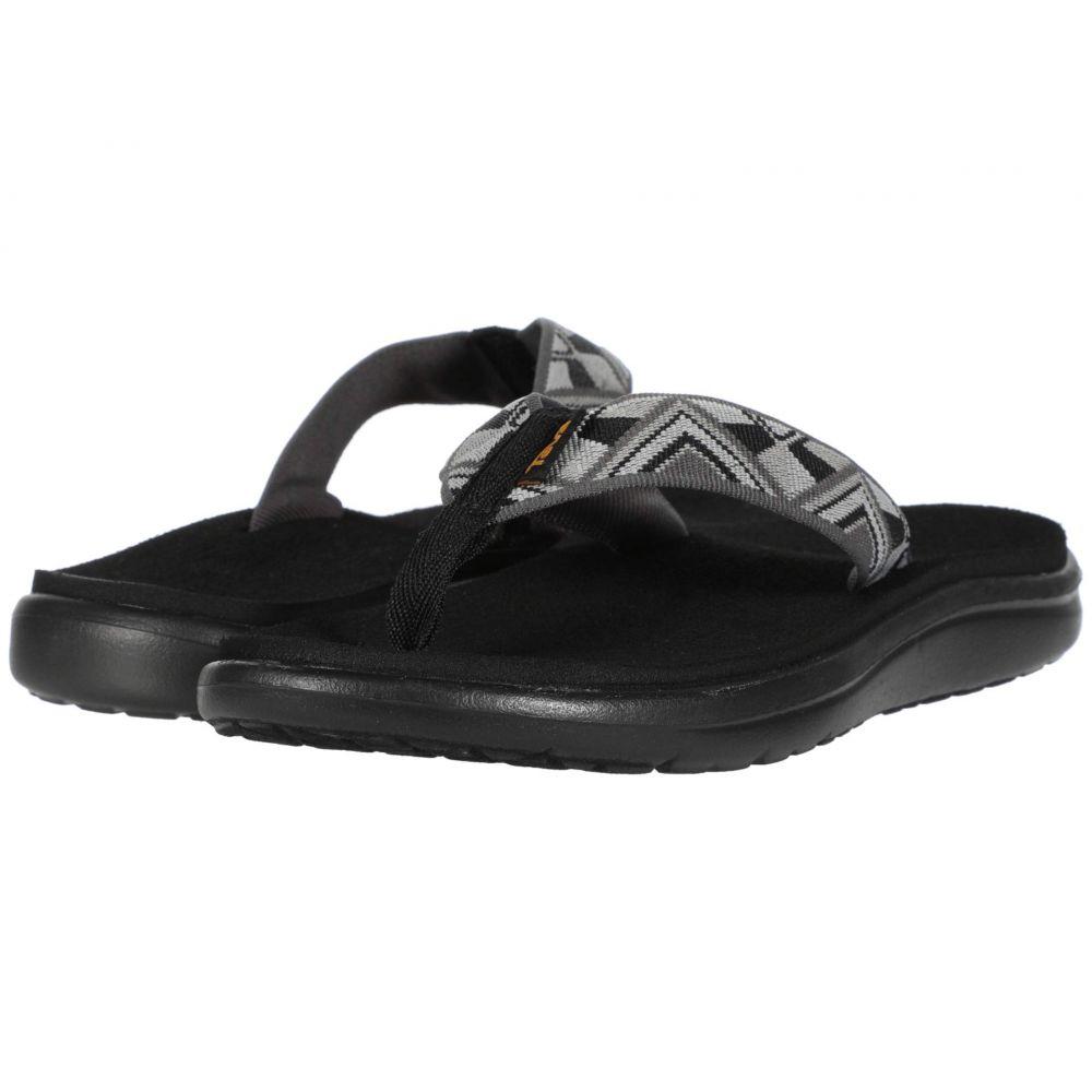 テバ Teva レディース ビーチサンダル シューズ・靴【Voya Flip】Cayambe Dark Shadow