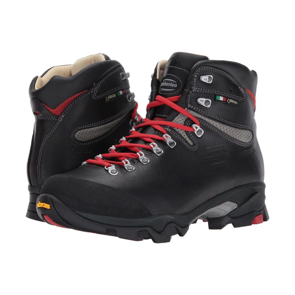 ザンバラン Zamberlan メンズ ハイキング・登山 シューズ・靴【Vioz Lux GTX RR】Waxed Black