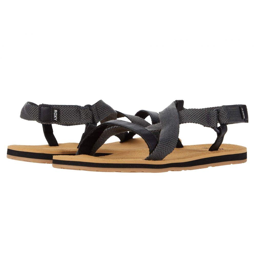 ロキシー Roxy レディース サンダル・ミュール シューズ・靴【Julietta】Black