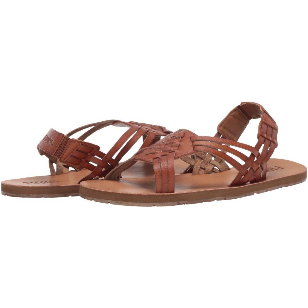 フロジョス Flojos レディース サンダル・ミュール シューズ・靴【Sayulita】Natural