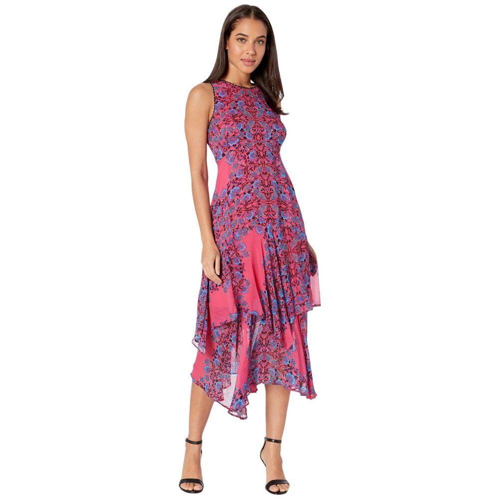 ナネット レポー Nanette Lepore レディース ワンピース ワンピース・ドレス【Magic Garden Dress】Coral Multi