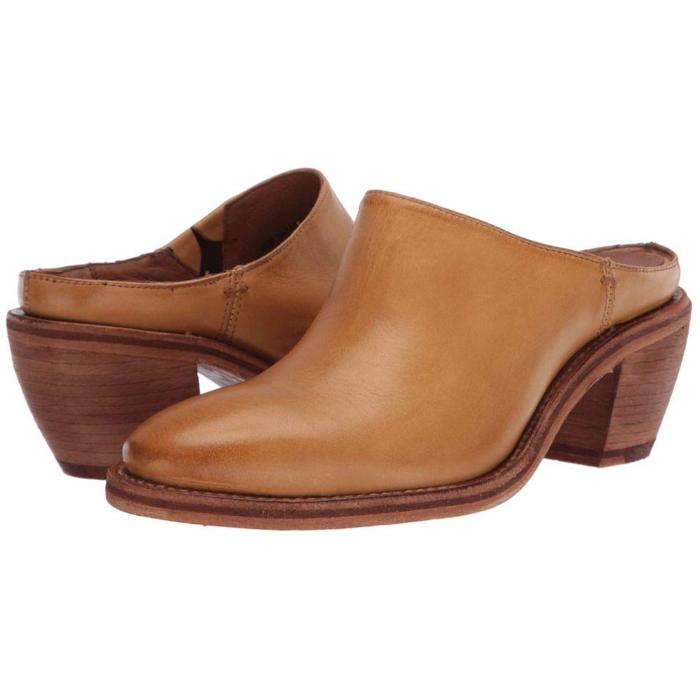 フライ Frye レディース ブーツ シューズ・靴【Rosalia Mule】Marigold Antique Pull Up
