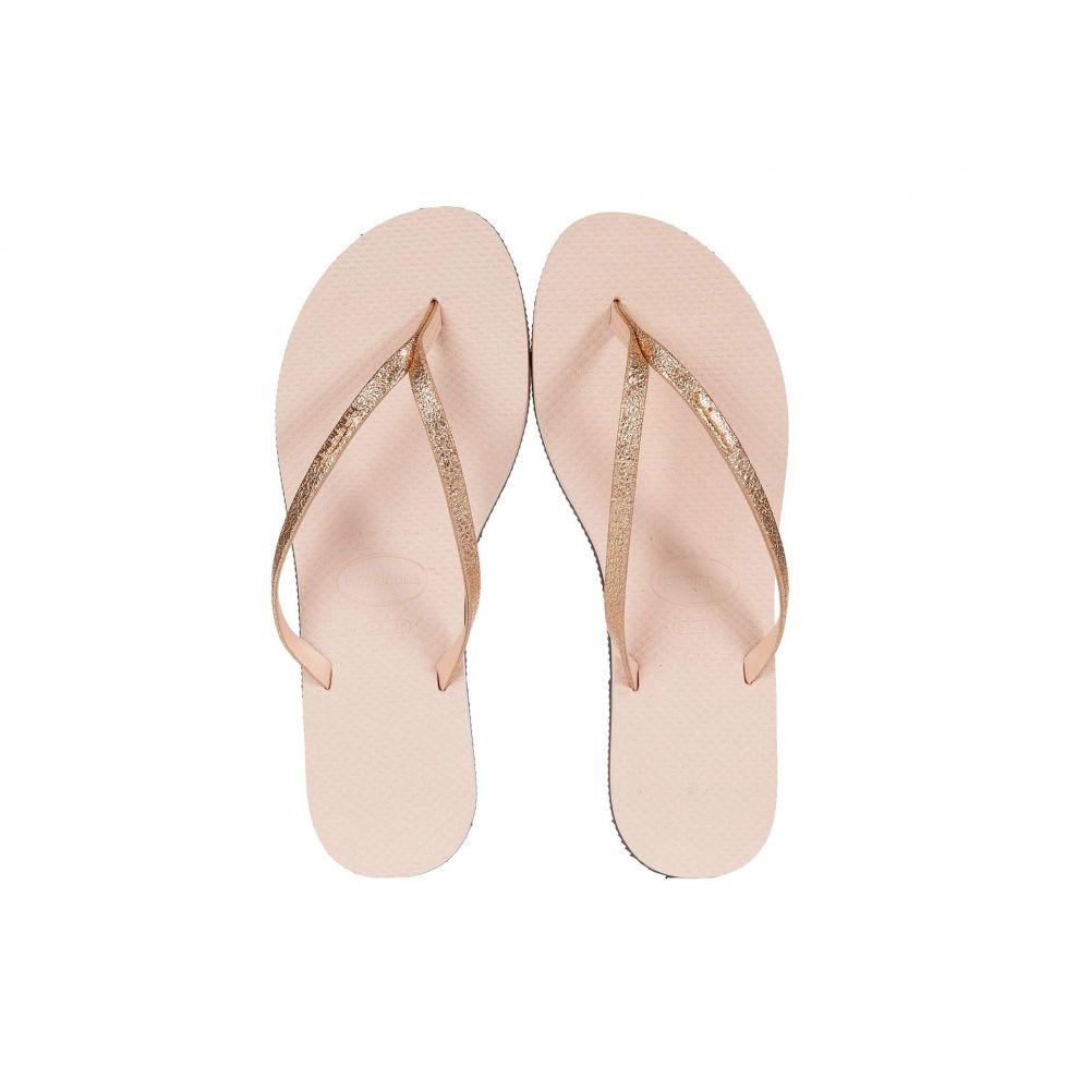 ハワイアナス Havaianas レディース ビーチサンダル シューズ・靴【You Shine Sandal】Ballet Rose