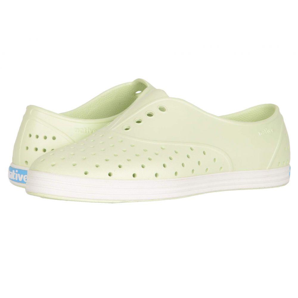 ネイティブ シューズ Native Shoes レディース スニーカー シューズ・靴【Jericho】Cucumber Green/Shell White